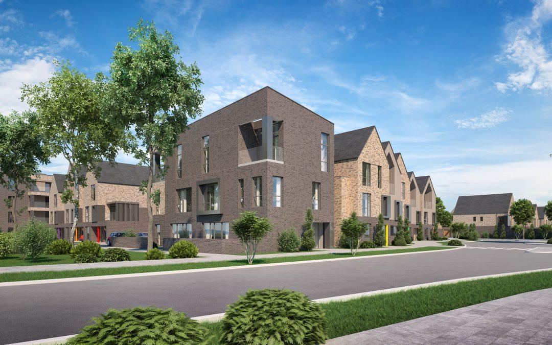 Good progress on New Homes   Sovereign Harbour, Eastbourne