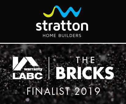 JW Stratton finalist for The Bricks 2019 Award