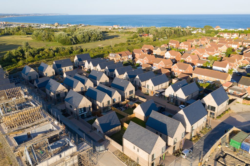 New Homes at Sovereign Harbour, Eastbourne